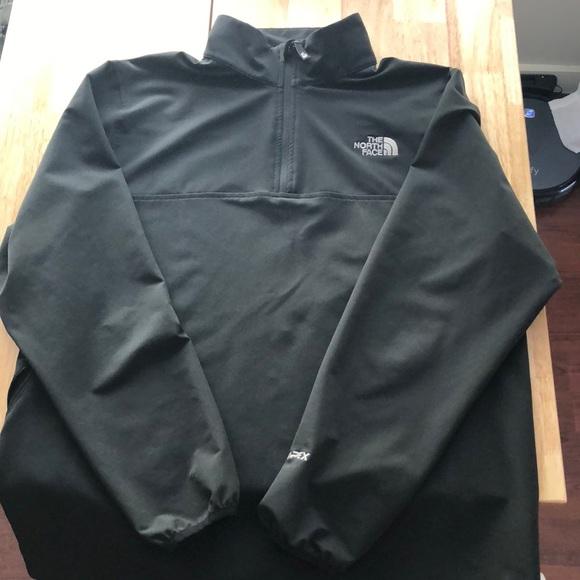 57b33ba8e The North Face Apex 1/4 Zip Pullover Rain Jacket